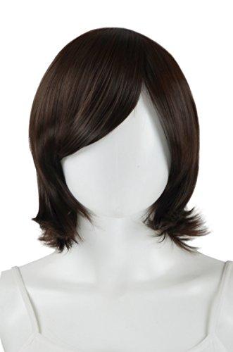 Epic Cosplay Chronos Dark Brown Cosplay Wig 14