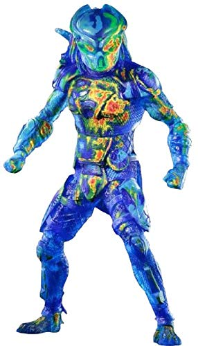 NECA The Predator Thermal Vision Action Figure 7""