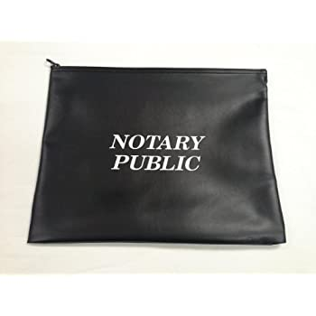 Amazon Com Notary Supply Bag Large Office Products