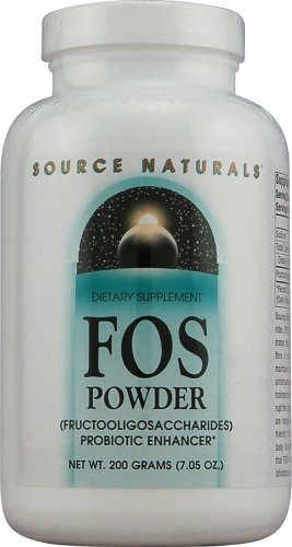 Source Naturals Fructooligosaccharides Probiotic Enhancer product image