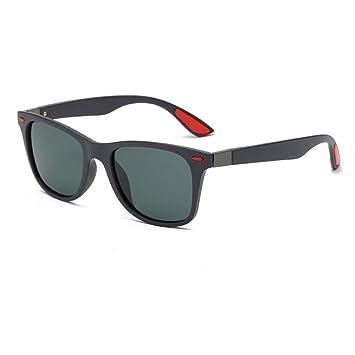 WDDYYBF Gafas De Sol Plaza Clásicas Gafas De Sol Polarizadas ...