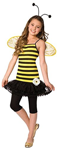 Girls - Sweet As Honey Child Md Halloween Costume - Child -
