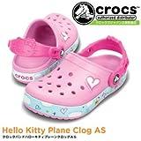 [クロックス] crocs クロックバンド ハローキティ プレーン クロッグ クロック