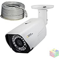 Q-See QCN8026B 4MP 1080p HD IP Bullet Security Camera