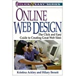 img - for [(Online Web Design: The Click and Easy Guide to Creating Great Websites )] [Author: Kristina M. Ackley] [Sep-2001] book / textbook / text book