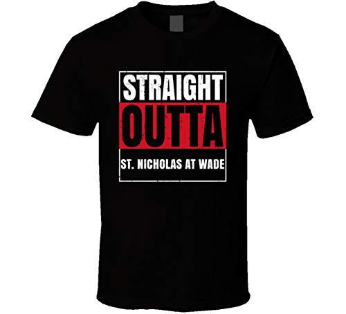 Straight Outta St. Nicholas at Wade England City Grunge for sale  Delivered anywhere in USA
