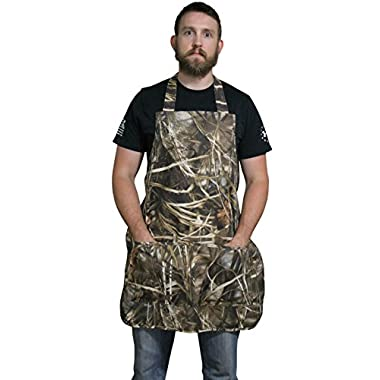 Realtree Mossy Oak Apron (Advantage Max-4 Adult Apron)