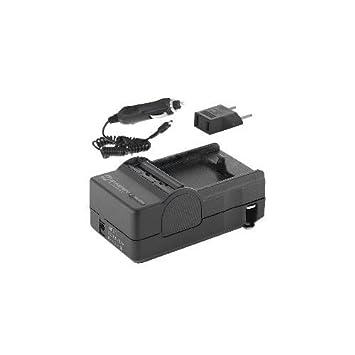 Amazon.com: Casio – Cargador universal para baterías de NP20 ...