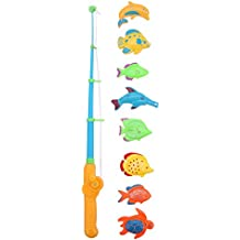 how to make a magnetic fishing pole