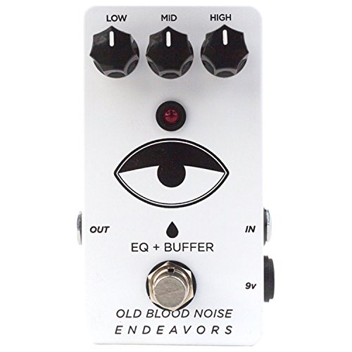 Old Blood Noise Endeavors Buffer + EQ Pedal by Old Blood Noise Endeavors
