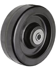 RWM Casters Phenolic Wheel with Straight Roller Bearing 1200 lbs Capacity