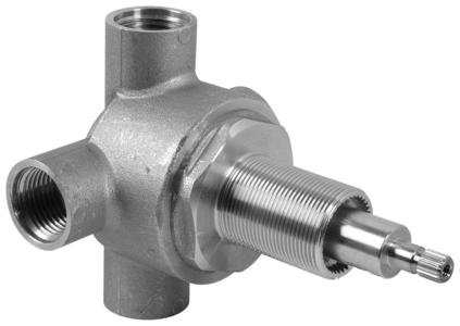 Graff G-8051 4-Port high Flow Transfer Rough Valve WITHOUT Stop