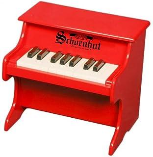 Schoenhut 1822R   18 Key My First Piano (Red)
