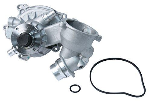 URO Parts 11517586781 Water Pump, w/Metal Impeller (Water Bmw 545i Pump)