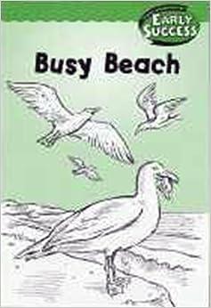 Book Houghton Mifflin Early Success: Busy Beach