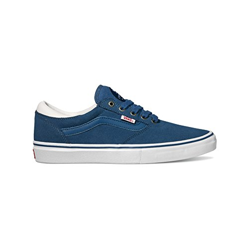 Vans M Gilbert Crockett P, Sneaker Uomo Ensign Blue/White