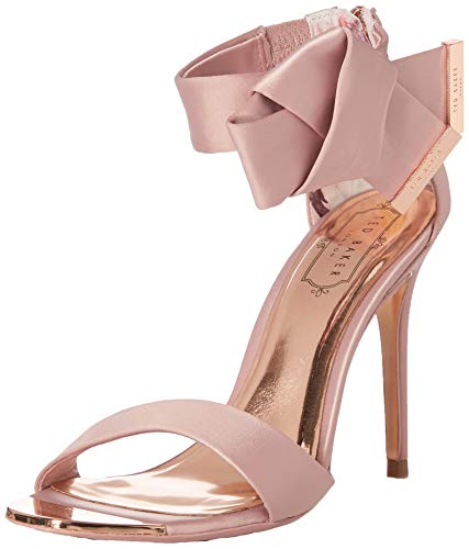 Ted Baker Women's ELIRA Pump Pink Satin 7.5 Medium US from Ted Baker