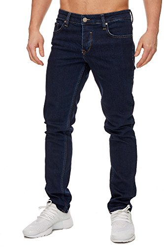 Tazzio Jeans Slim Fit Herren Jeanshose Stretch Designer Hose Denim 16533