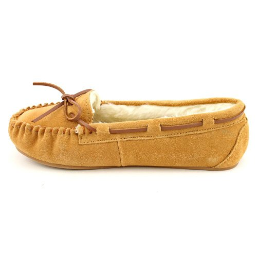 Tan SS Shoes Molly US Women 10 Moc Blitz Moccasin Slippers 4gqpXp