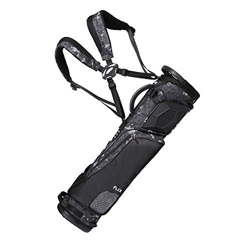 wellzher-te-sunday-v2-golf-carry-bag-non-collapsible-camo