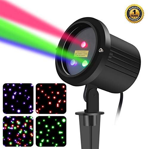 Outdoor Landscape Laser Lighting in US - 3