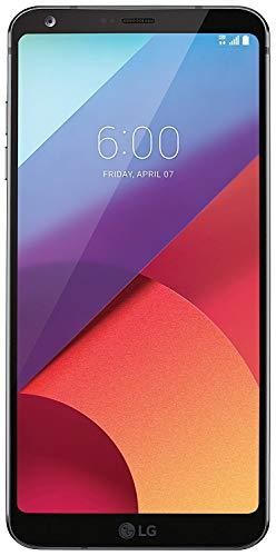 LG G6-32 GB (US997) - Unlocked Smartphone Black - US Warranty with LG Second Year Promise (Renewed)