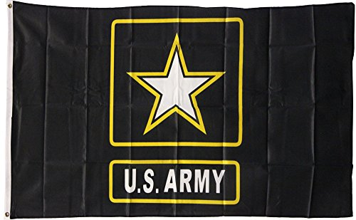 Army  - 3' x 5' Polyester Military Flag