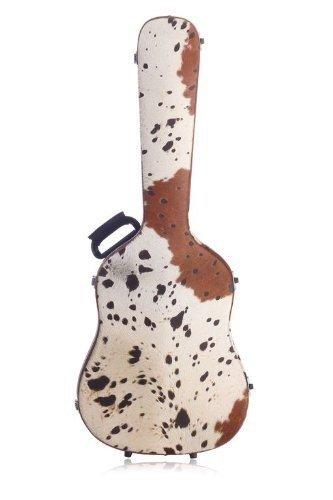 bam texas dreadnought guitar case cow hide 8003xl. Black Bedroom Furniture Sets. Home Design Ideas