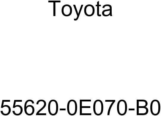 TOYOTA 55620-0E070-B0 Instrument Panel Cup Holder Assembly