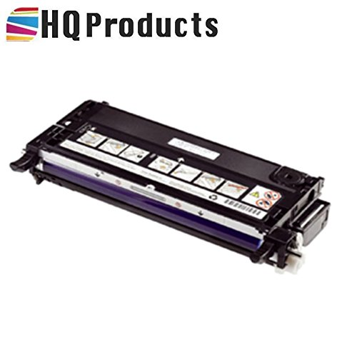 1197 Black Toner Cartridge (HQ Products Premium Compatible Replacement for Dell 330-1197 (G910C / G482F) Black Laser Toner Cartridge for use with Dell 3130, 3130CN Series Printers.)