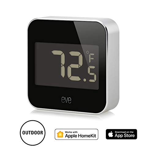 Eve Degree - Connected Weather Station for...