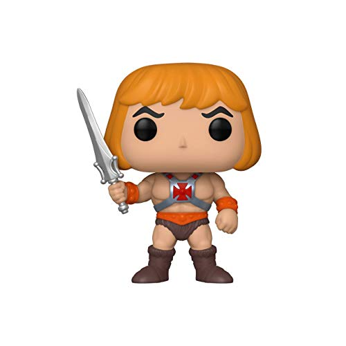 Pop! Animation Masters of The Universe - He -Man