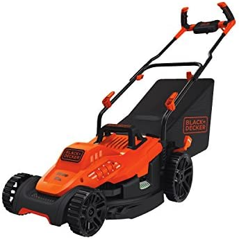 BLACK DECKER BEMW472BH 10 Amp 15 Electric Lawn Mower