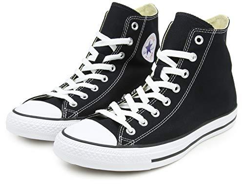 Converse Chuck Taylor Allstar Unisex Trainers Black White - 9 UK