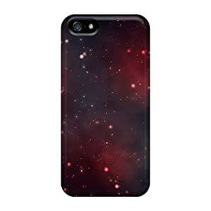 Top Quality Rugged Space World Disaster Cases Covers For Iphone 5/5s