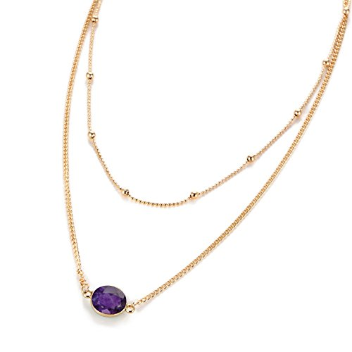 gem necklace - 9