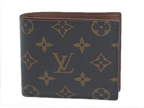 (ルイヴィトン) LOUIS VUITTON M62288 財布 二つ折り小銭財布 メンズ モノグラム ポルトフォイユマルコ NM2 新型 [並行輸入品] B01MTEFC42