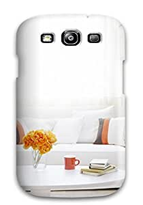 New Style DeirdreAmaya Hard Case Cover For Galaxy S3- Modern Living Room