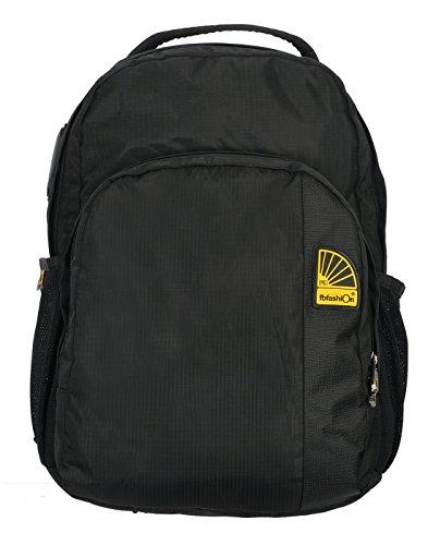 Alps Fb Fashion Bags Nylon Black School/College Backpack