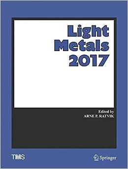 Book Light Metals 2017 (The Minerals, Metals & Materials Series)