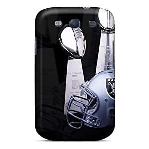 Forever Collectibles Oakland Raiders Hard Snap-on Galaxy S3 Case