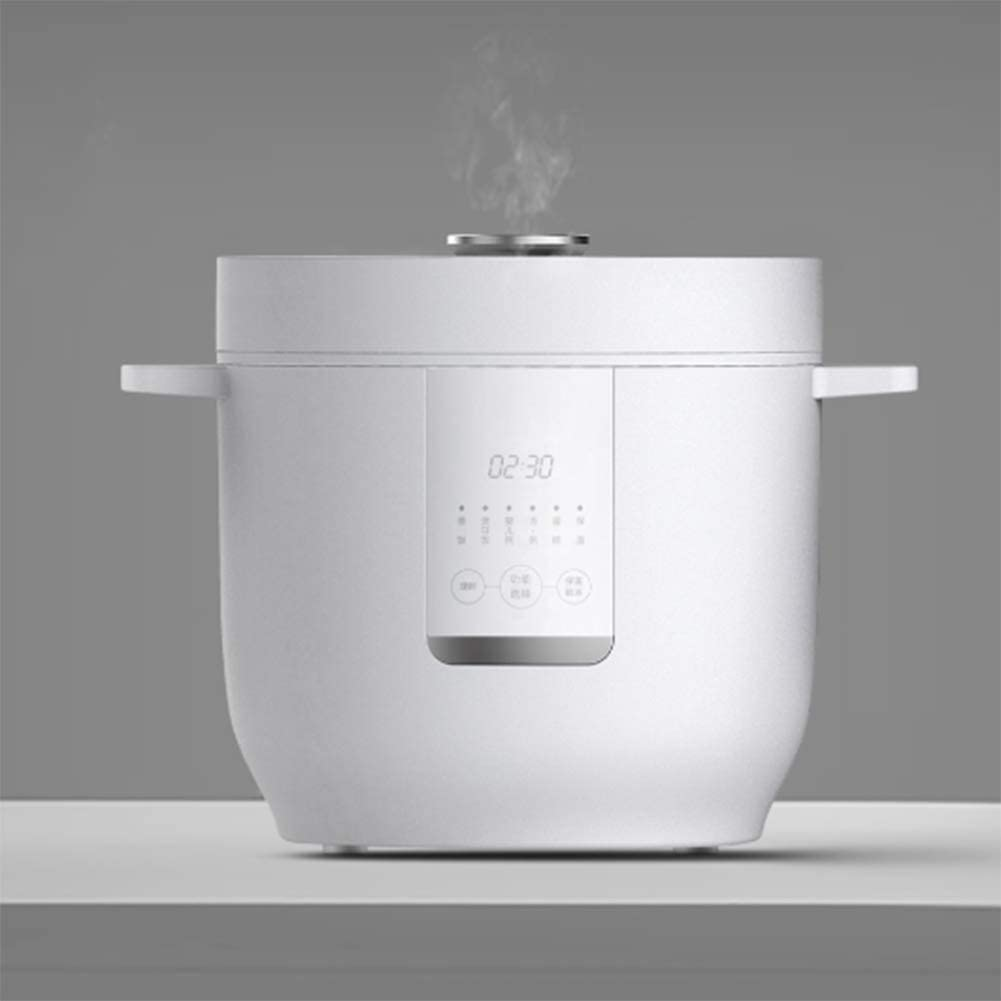 DBM-CXG Small Rice Cooker, National Electric Mini Rice Cooker 1.0L(2.0L)/Newest Rice Cooker, Suitable for Home and Travel