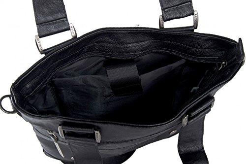 porta bandolera hombre plana tablet negro RONCATO Bandolera bolsa S6YPx