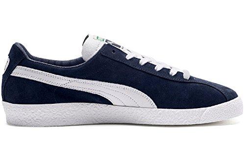 Chaussures Prime Adulte ku Mixte 5 Te puma peacoat Puma White Bleu wSOqtt