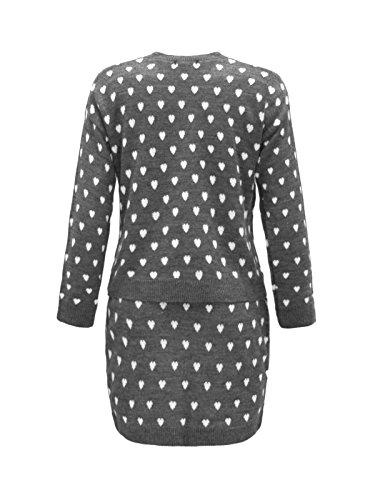 Envy Boutique - Jerséi - para mujer gris