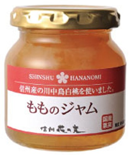 Jam 140g of domestic fruit jam peach by Flower of the real