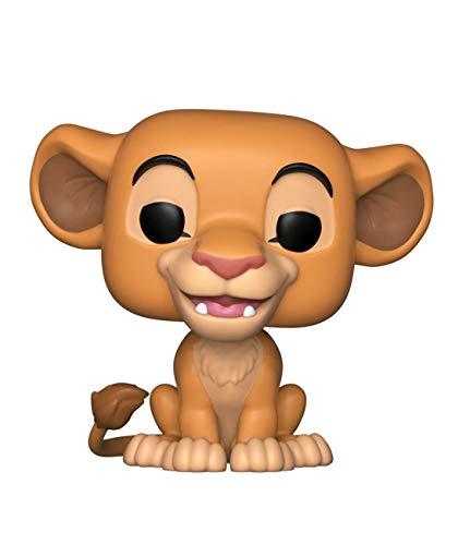 - Funko Pop! Disney: Lion King - Nala Toy, Multicolor