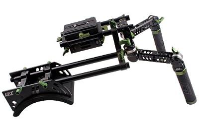 Sunwin DSLR Rig Professional Kit Universal Grip Baseplate Shoulder Pad 15mm