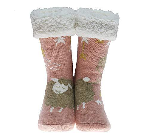 05d640bbe Slipper Socks 3D Novelty Cute Animal Knitted Extra Warm Slippers Super Soft  Winter Wool