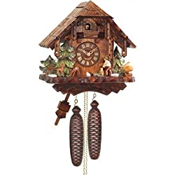 ENGS 427 Engstler Weight-driven Cuckoo Clock - Full Size